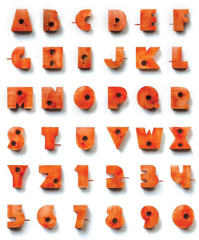 birdhouse-typeface