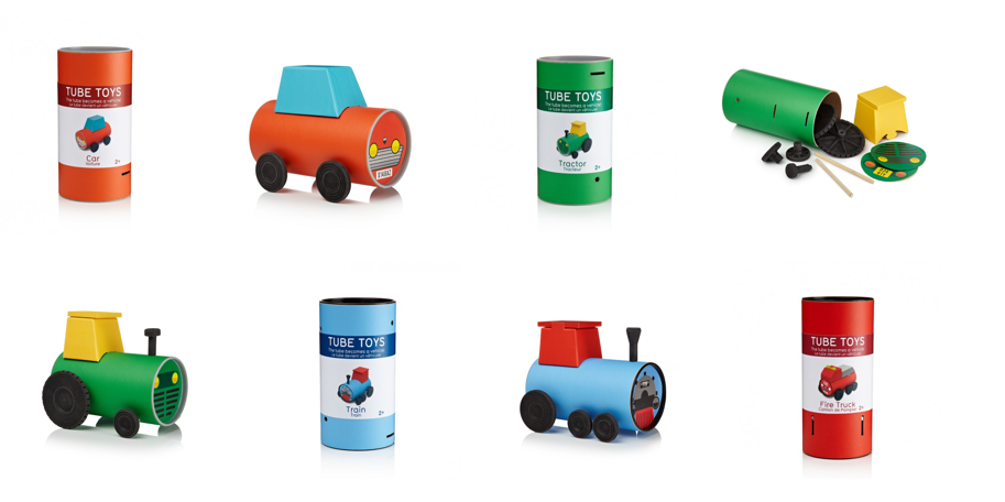 tube toys jouets a emballage ecologique Tube Toys  des jouets dont lemballage fait partie du jouet