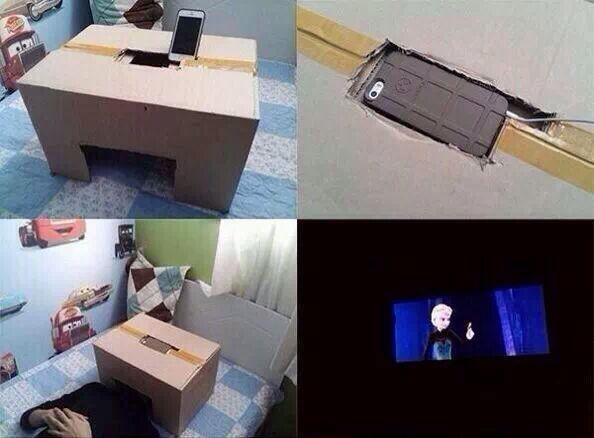 cardboard-home-theater
