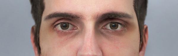 carte d'identité à partir d'un portrait en 3D