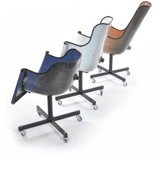 Fauteuils archives page 3 sur 6 design recyclers - Roue de chaise de bureau ...